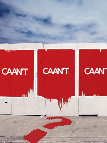 CAAn't Poster Wall - P 2013