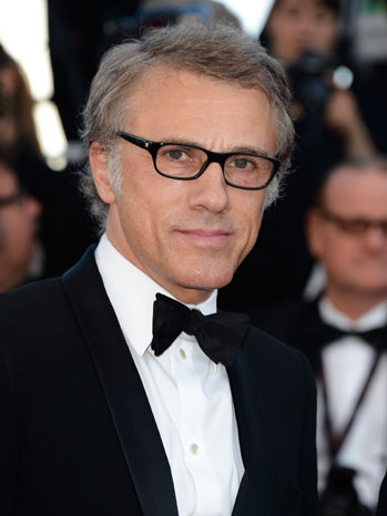 Christoph Waltz Headshot - P 2013