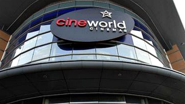 Cineworld cinema - H 2013