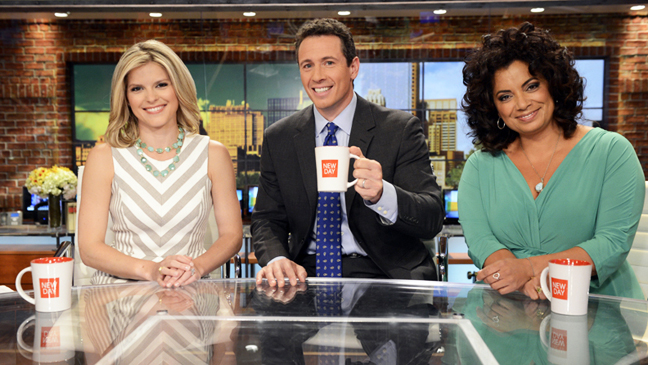 CNN New Day Anchors - H 2013