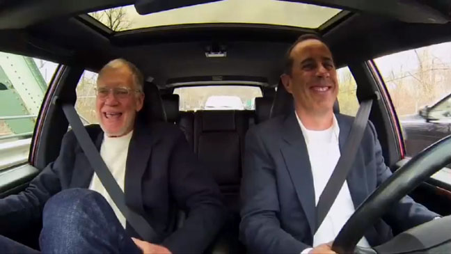 Comedians In Cars Getting Coffee Season 2 Screengrab - H 2013