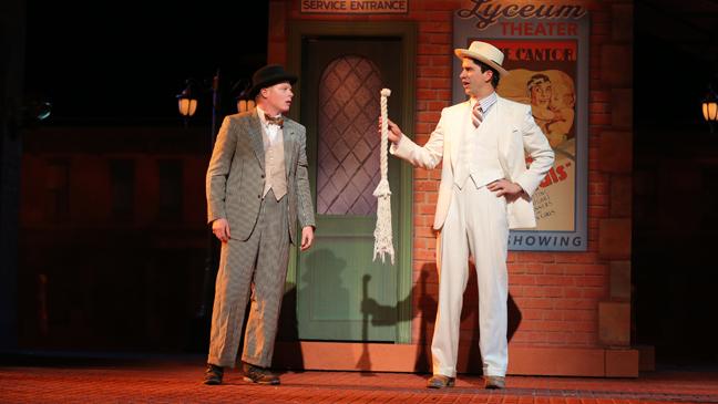Comedy of Errors Theater Jesse Tyler Ferguson - H 2013