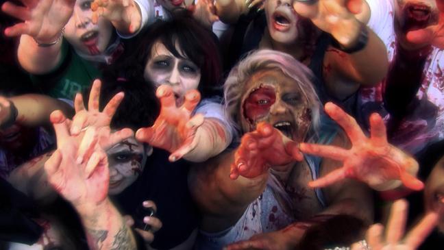 Dead Meat Walking: A Zombie Documentary Still - H 2013