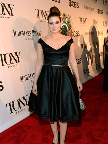 Tony Awards 2013 Red Carpet Arrivals Hollywood Reporter