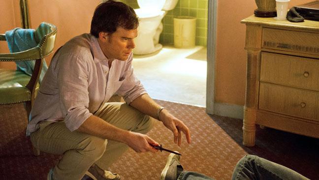 Dexter Season 8 Premiere Body - H 2013