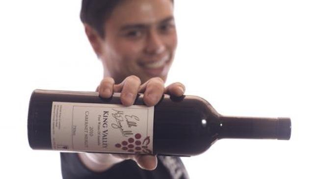 The Flying Winemaker H