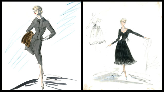 Edith Head Vertigo Split - H 2013