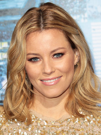 Elizabeth Banks Man On A Leadge Premiere - P 2013