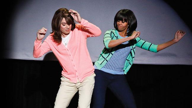 Fallon Michelle Obama - H 2013