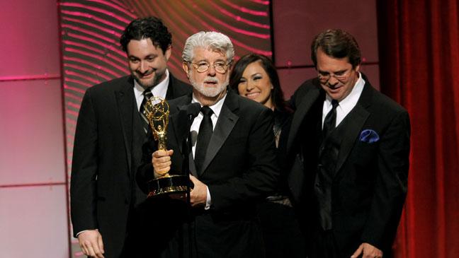 George Lucas Daytime Emmy Awards - H 2013