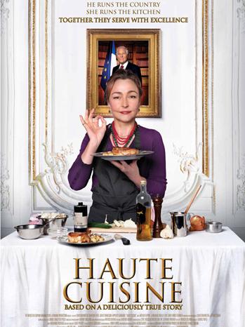 Haute Cuisine One Sheet - P 2013