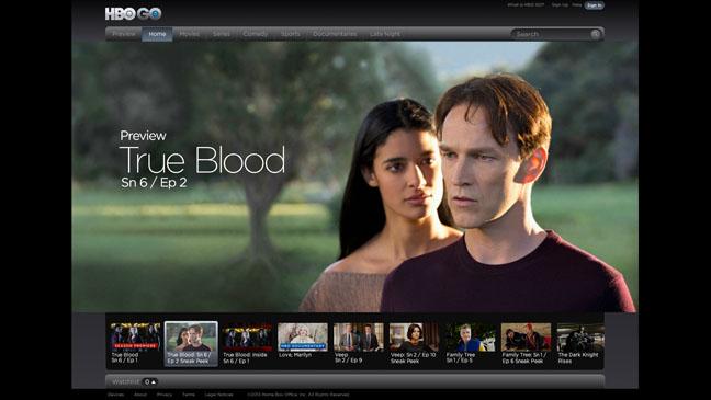 HBO Go Screengrab - H 2013