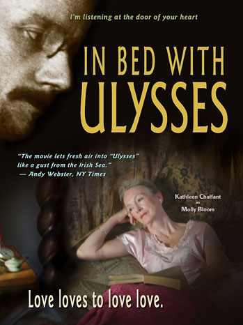 In Bed With Ulysses Poster - P 2013