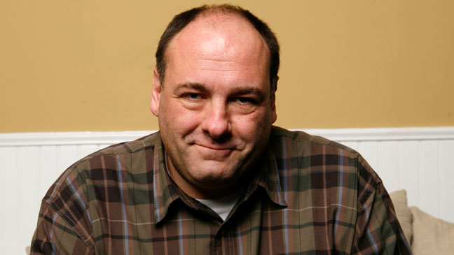 James Gandolfini Horizontal - H 2013