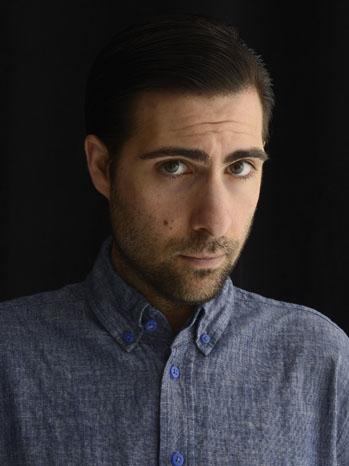 Jason Schwartzman Headshot - P 2013