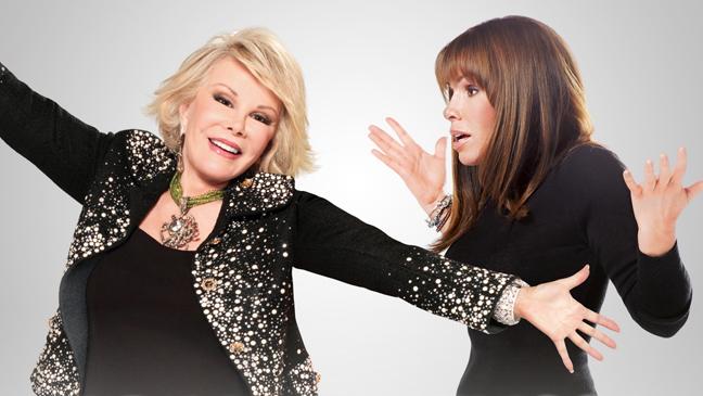 Joan & Melissa: Joan Knows Best Key Art - H 2013