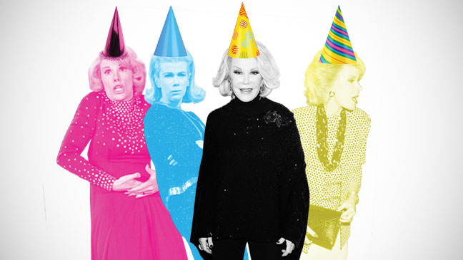 Joan Rivers Birthday Graphic - H 2013