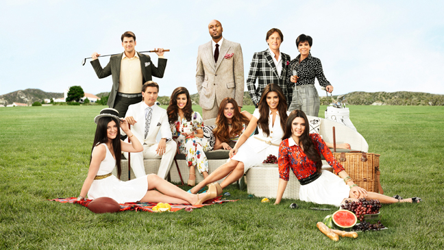 Keeping up with the Kardashians S8 Key Art - H 2013