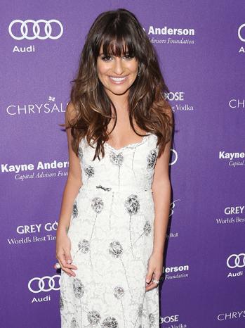 Lea Michele - P 2013