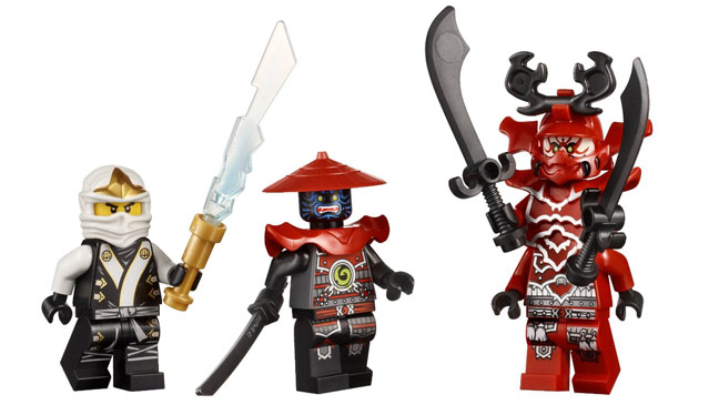 Lego Ninjago Toys - H 2013