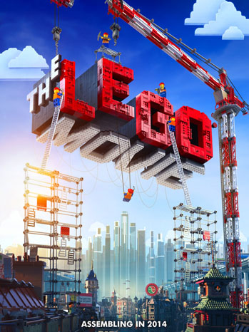 Lego Poster - P 2013