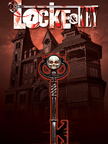 Locke and Key Poster - P 2013