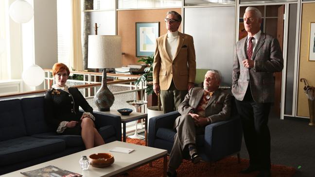 Mad Men Season 6 Finale Hendricks Hamlin Morse Slattery - H 2013