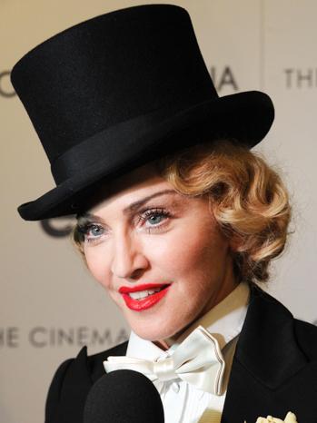 Madonna Epix Madonna: The MDNA Tour Premiere - P 2013