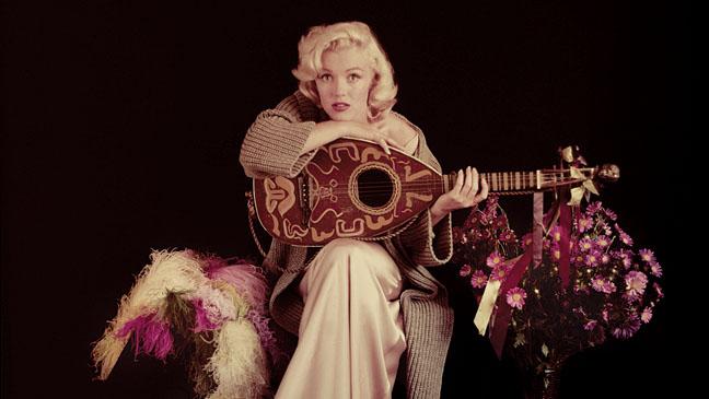 Marilyn Monroe Milton Greene - H 2013