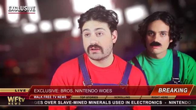 Mario Parody Video - H 2013