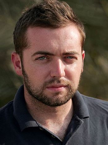 Michael Hastings Headshot - P 2013