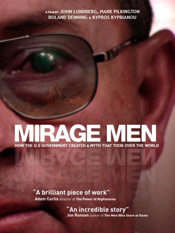 Mirage Men Poster - P 2013