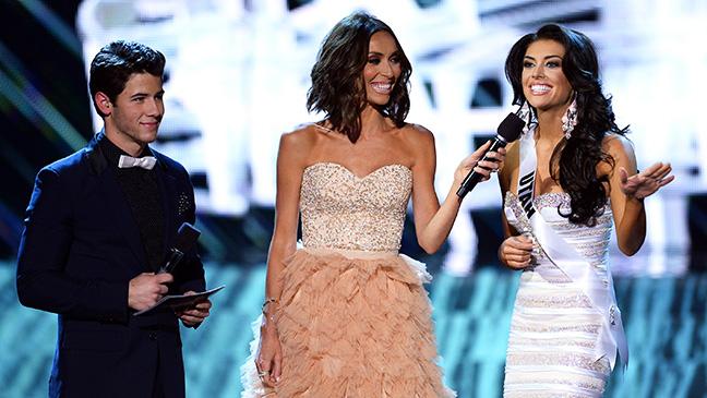 Miss Utah Giving Answer - H 2013