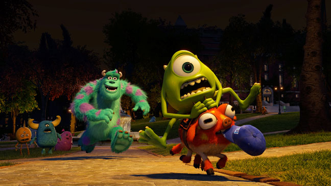 Monsters University Still 4 - H 2013