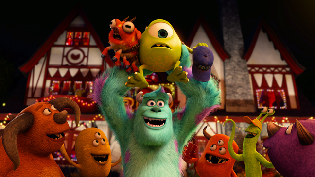 Monsters University Still 2 - H 2013