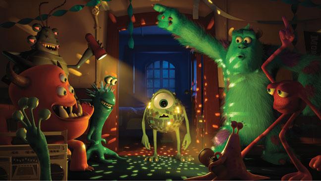 Monsters University Still 3 - H 2013