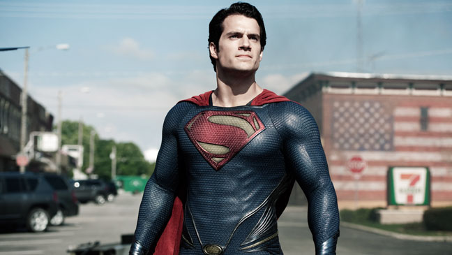 Man of Steel Henry Cavill - H 2013