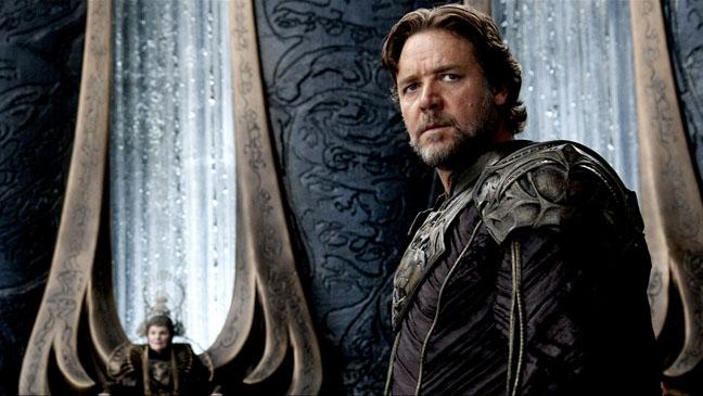 Man of Steel Russell Crowe - H 2013