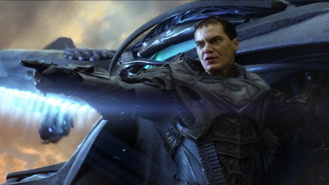 Man of Steel General Zod Shannon - H 2013