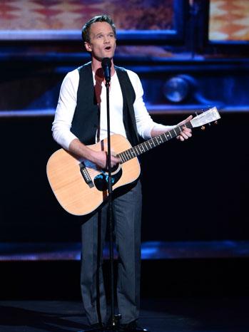 Neil Patrick Harris Tony Awards - P 2013