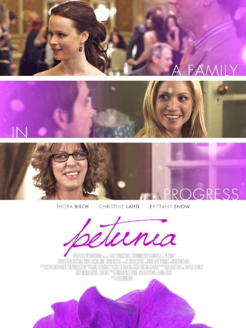 Petunia Poster Art - P 2013