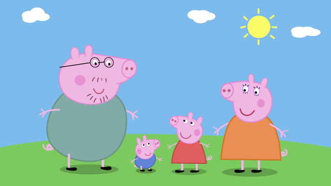 Peppa Pig H