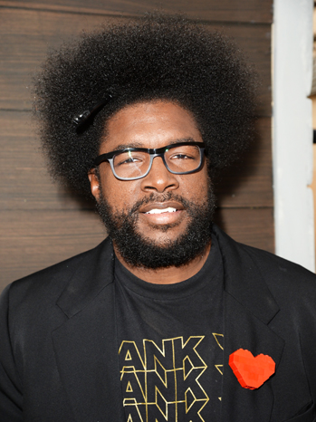 Questlove Guys Choice Awards Arrivals - P 2013