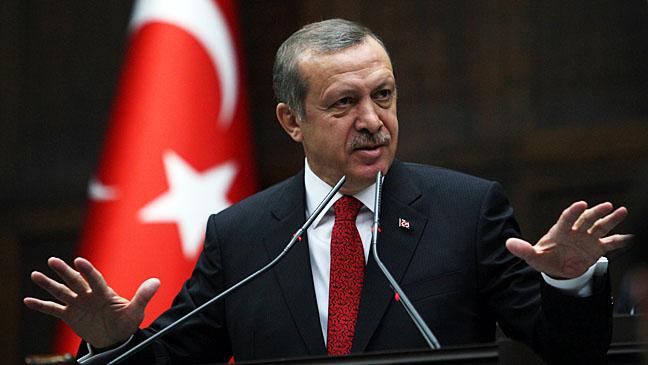 Recep Tayyip Erdogan - H 2013