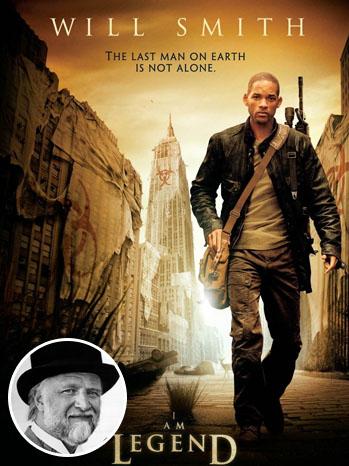 Richard Matheson I Am Legend Poster - P 2013