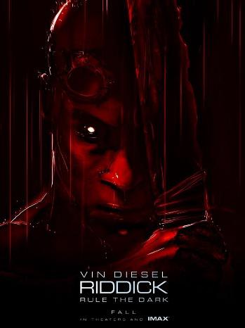 Riddick Poster - P - 2013
