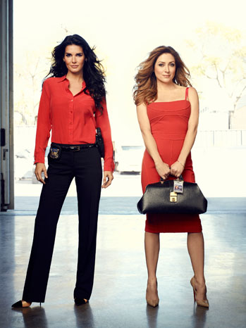 Rizzoli & Isles Season 4 Key Art - P 2013