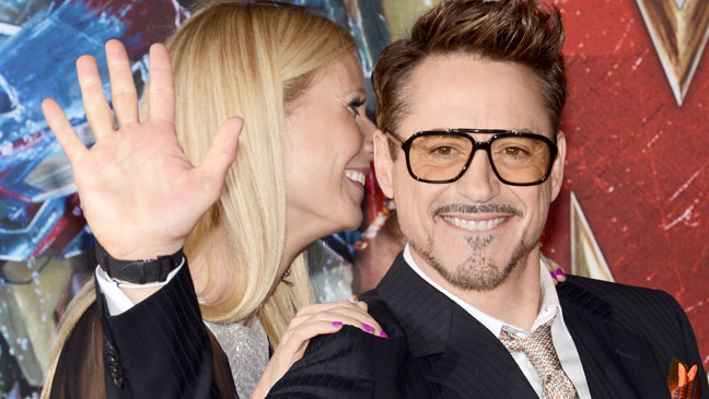 Robert Downey Jr Iron Man Premiere - H 2013