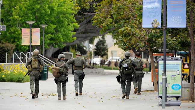 Santa Monica College SWAT Team - H 2013