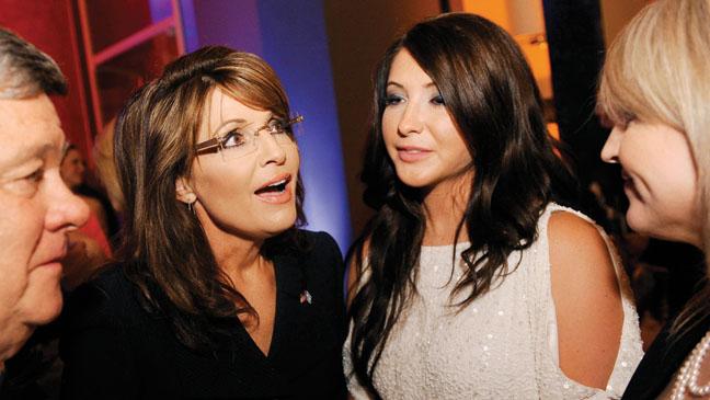 Sarah Palin and Bristol Palin - H 2013